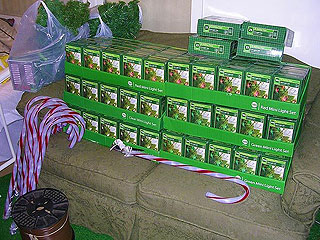 the 2009 walmart after christmas sale haul - Christmas Lights On Sale Walmart